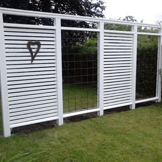 1000+ images about staket on Pinterest | Vinyls, Fence design and ...