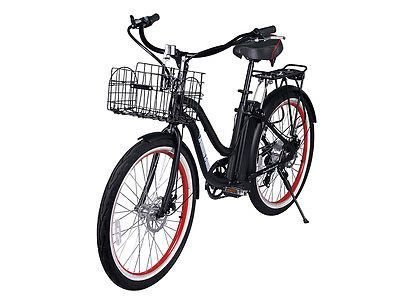 X Treme E Bike Malibu Electric Beach Cruiser Bicycle Beach Cruiser Bicycle Beach Cruiser Electric Bike Beach Cruiser