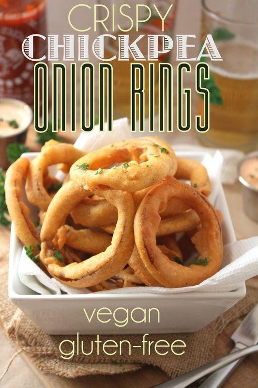 onion rings sin harina de trigo!!                              …