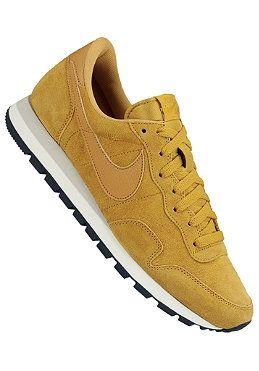 new arrival e2632 8feb3 NIKE SPORTSWEAR Air Pegasus 83 Suede gold suedegold suede-mrtr-blk
