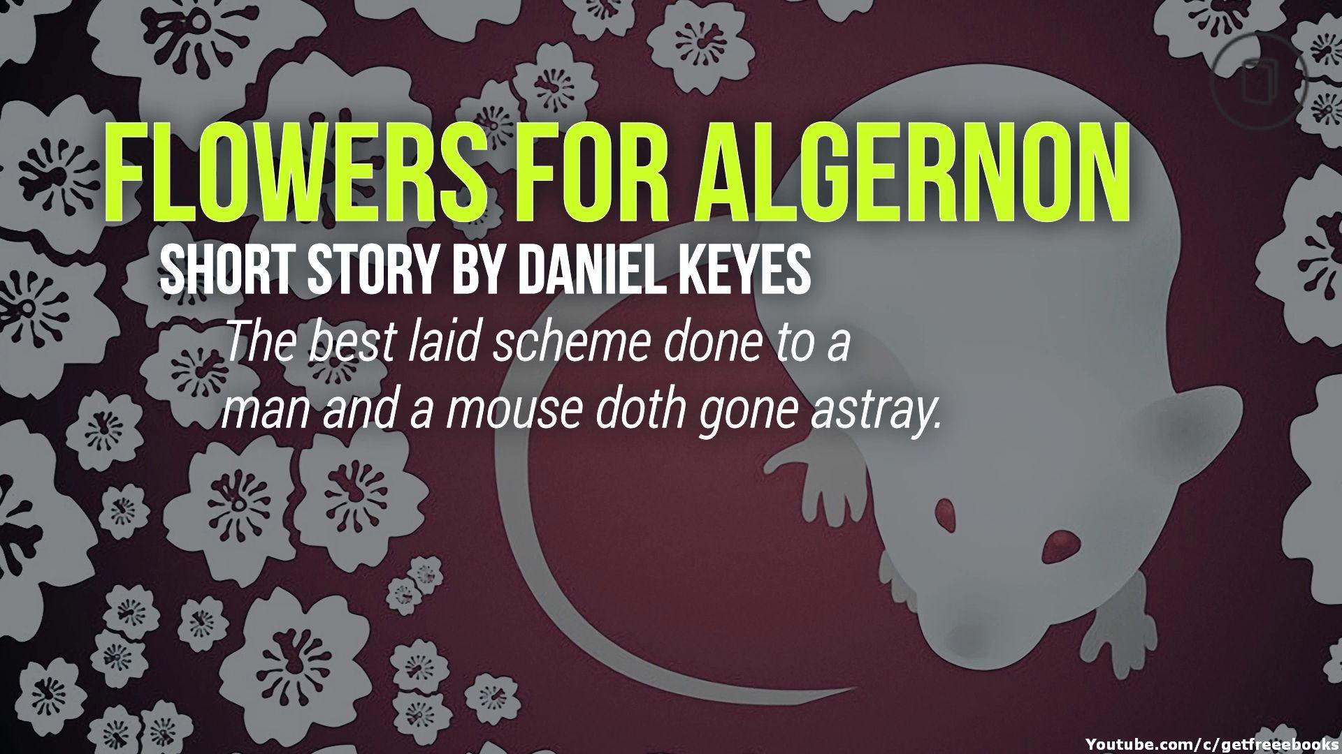 flowers for algernon short summary