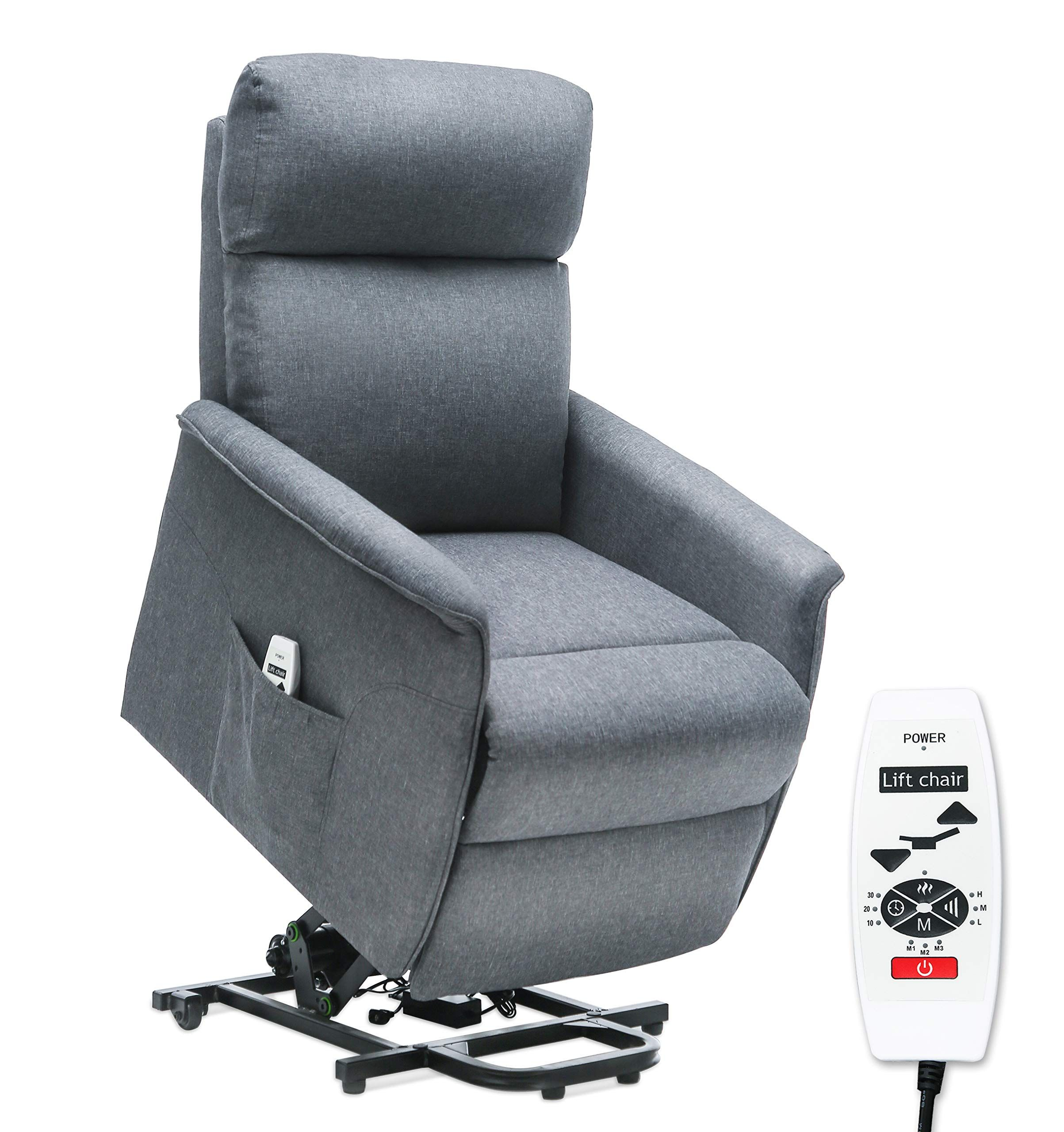 ERGOREAL Electric Lift Chair for Elderly Infinite Position