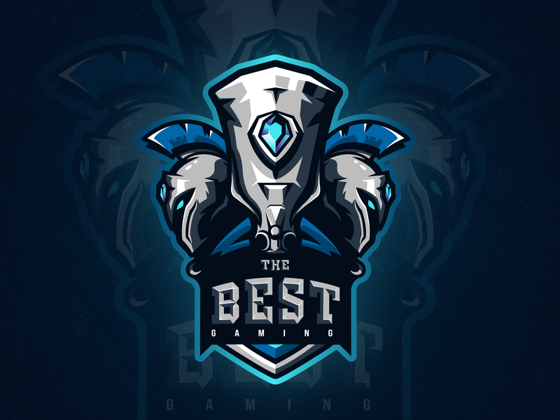The Best Gaming Logo. Game logo design, Sports logo