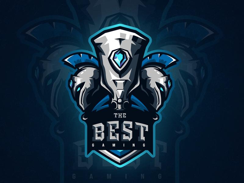The Best Gaming Logo Game Logo Design Game Logo Logo Illustration