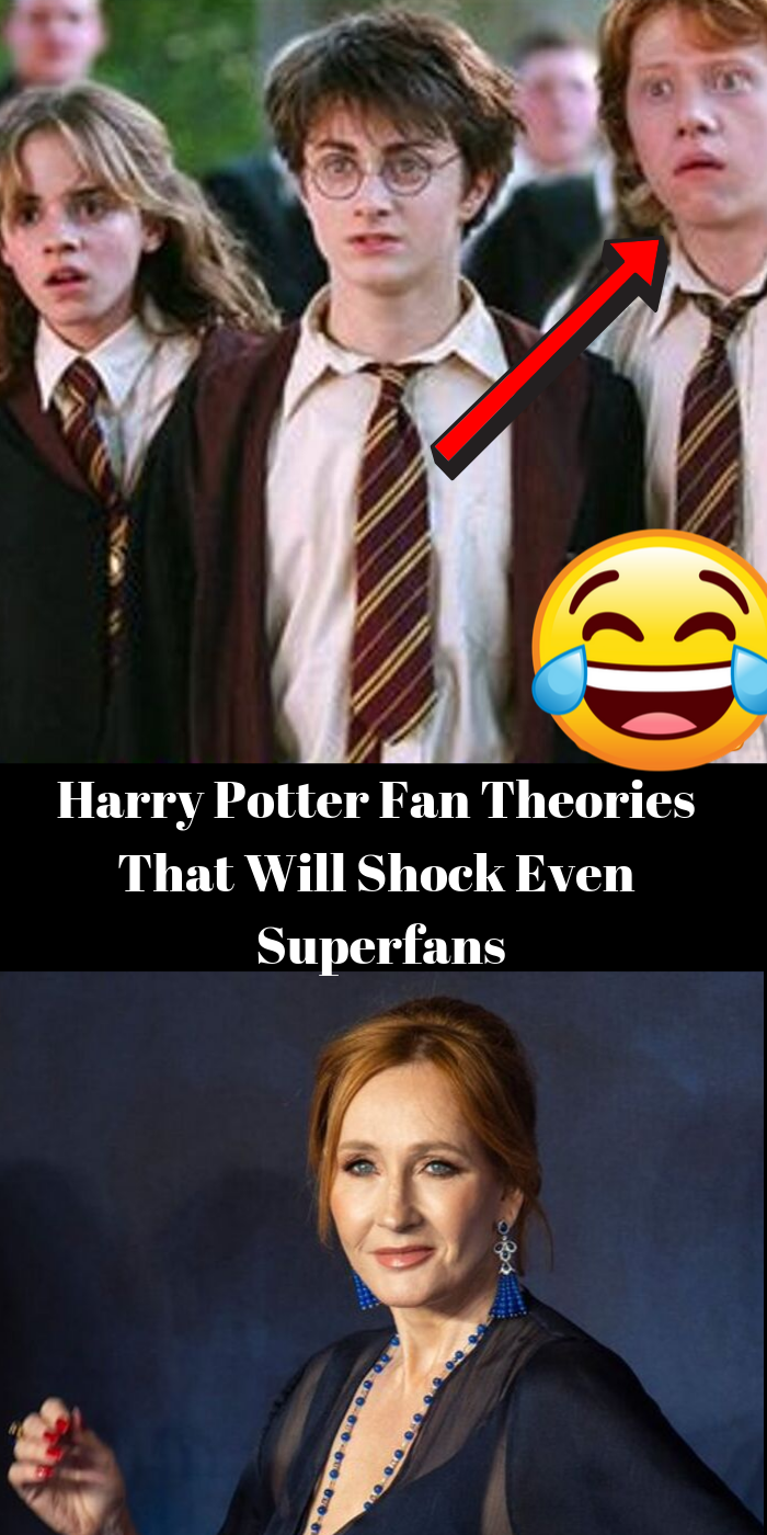 Harry Potter Fan Theories That Will Shock Even Superfans Harry Potter Fan Theories Fan Theories Harry Potter Fan