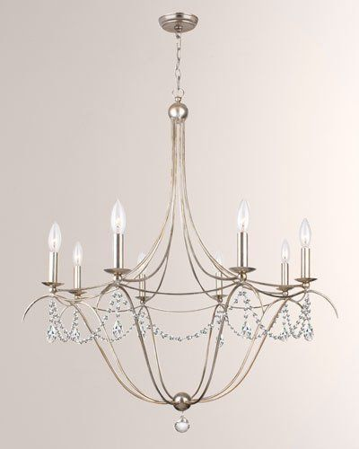 Hchhy Crystorama Spectra 8 Light Chandelier 샹들리에 아이디어