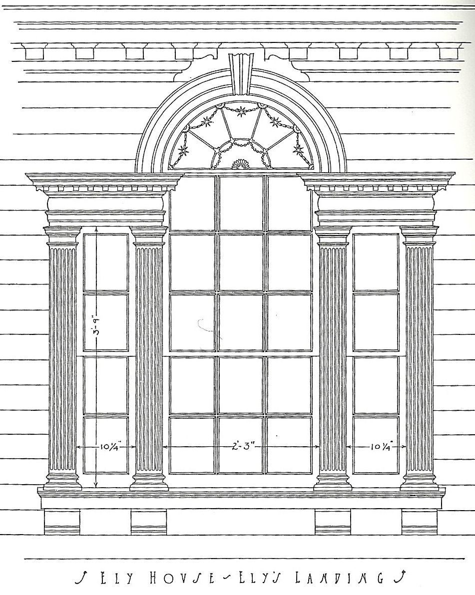 Architectural Drawing Patterns Architecture Architecture Drawing Georgian Architecture