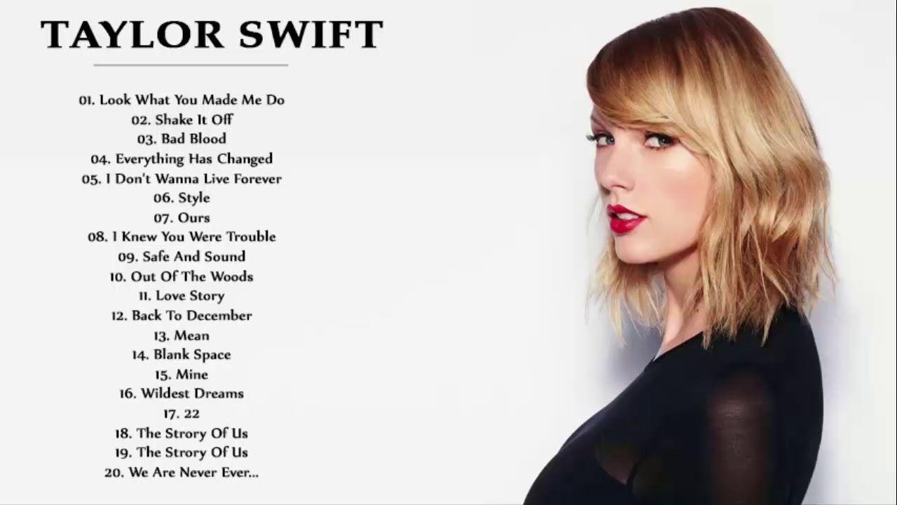 Taylor Swift Greatest Hits Full Album Best Of Taylor Swift Collection Taylor Swift Videos Taylor Swift Taylor Alison Swift