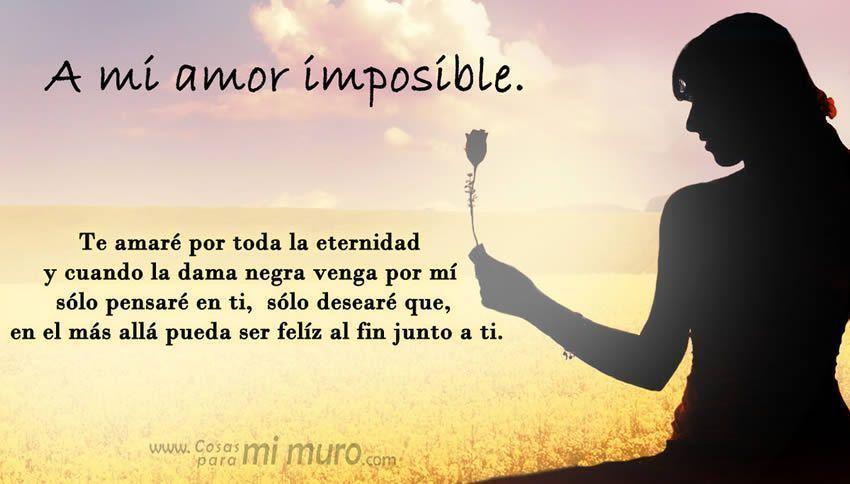 Una Carta Para Un Amor Imposible Resultado De Imagen Para Amor Imposible Un Amor Imposible