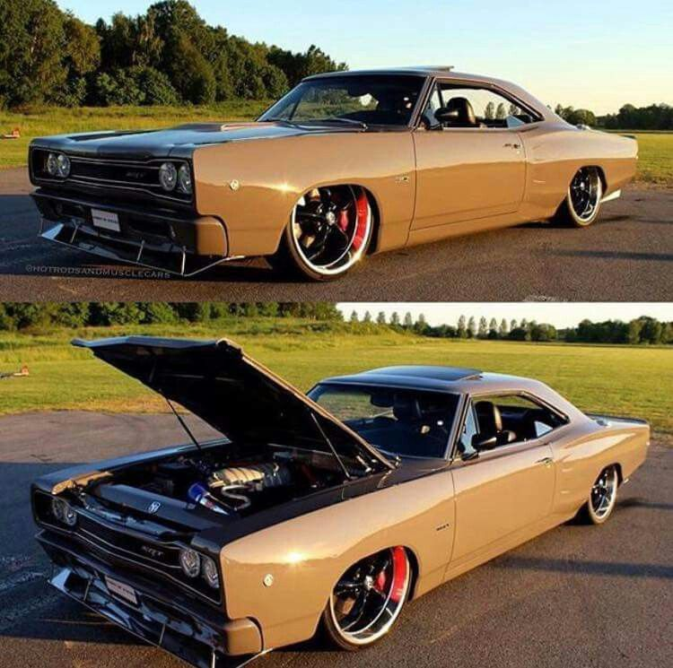 1968 Coronet (With Images)