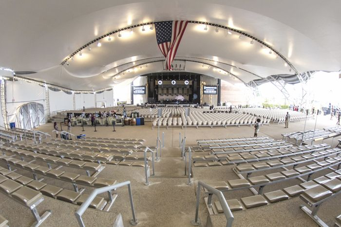 Ford Amphitheater Coney Island Parking