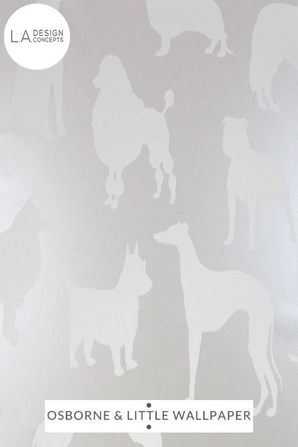 OSBORNE & LITTLE WALLPAPER: Best In Show 1. These wallpapers can be ...