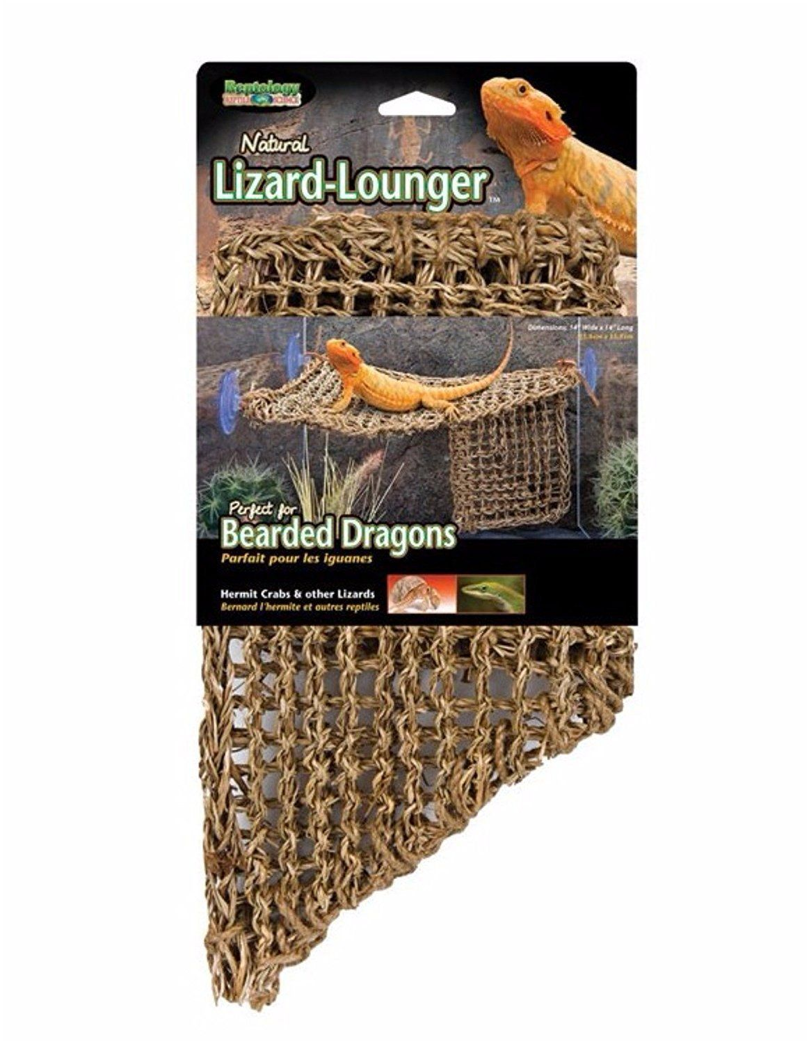 This Is The Best Lizard Hammock I Ve Ever Found My