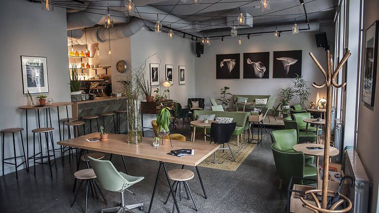 The Most Instagrammable Cafes In Zagreb Coffee Shops Interior Zagreb Cool Restaurant