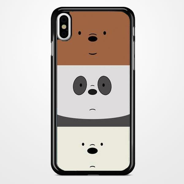 separation shoes df0cd 21c43 We Bare Bears iPhone X Case | Bare Bears | We bare bears, Bare bears ...