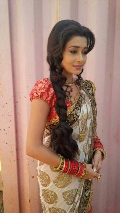 Tina Dutta In Saree In Uttaran tina dutta tina dutta pinterest tina ...