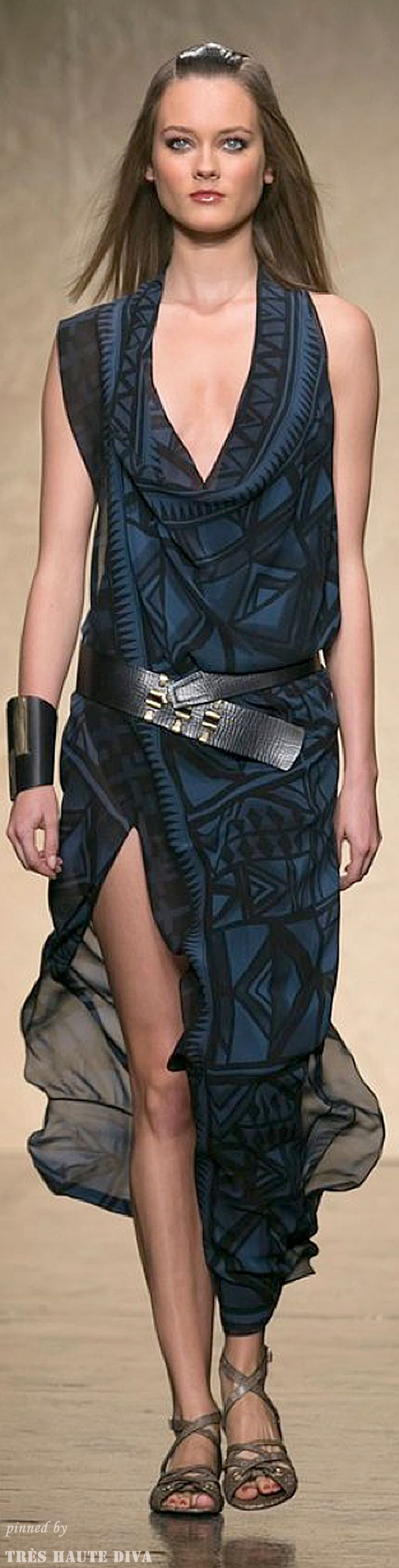 #NYFW Donna Karan Spring 2014 RTW http://www.nytimes.com/pages/fashion