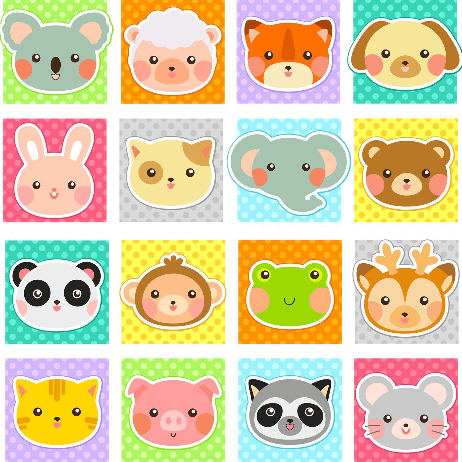 Choose Baby Faces Wallpaper to create fantastic wall decor in your ...