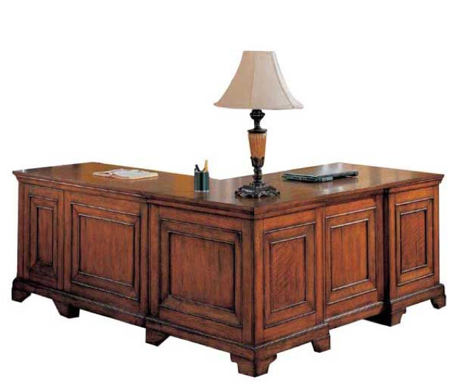 This Centennial Desk Includes The Return Desk With Your Purchase