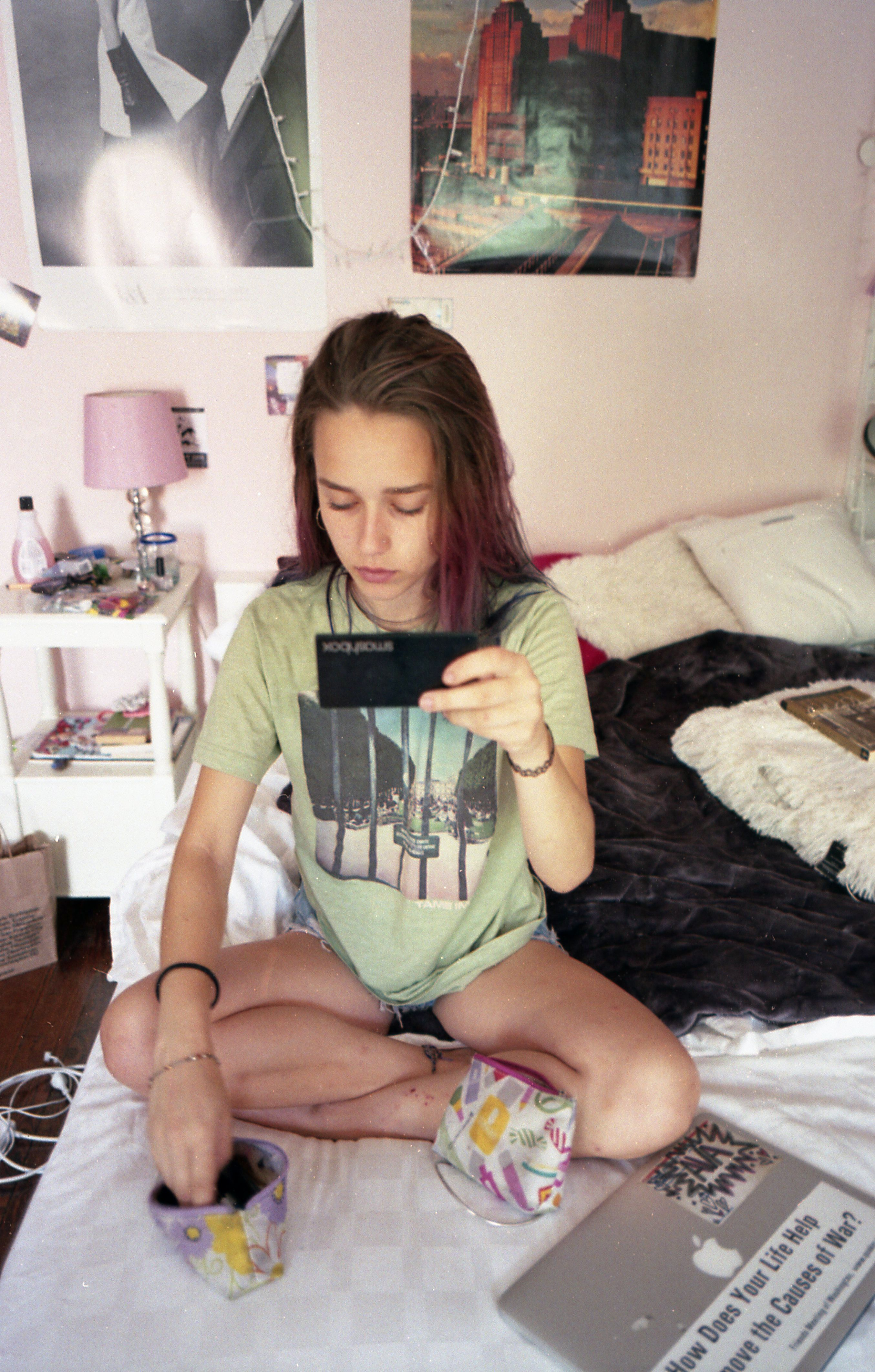 a day in the life with avalauren melanie http://fashiongrunge