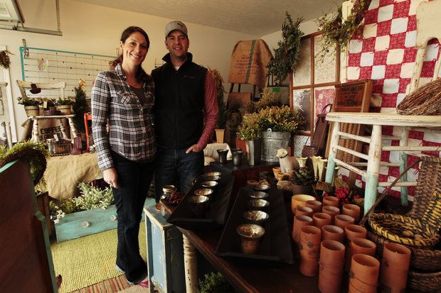 Repurposed Furniture Helps Nicholasville Couple Finance Haiti