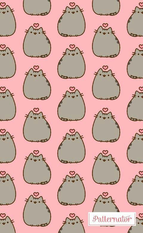 Pusheen Love Cat