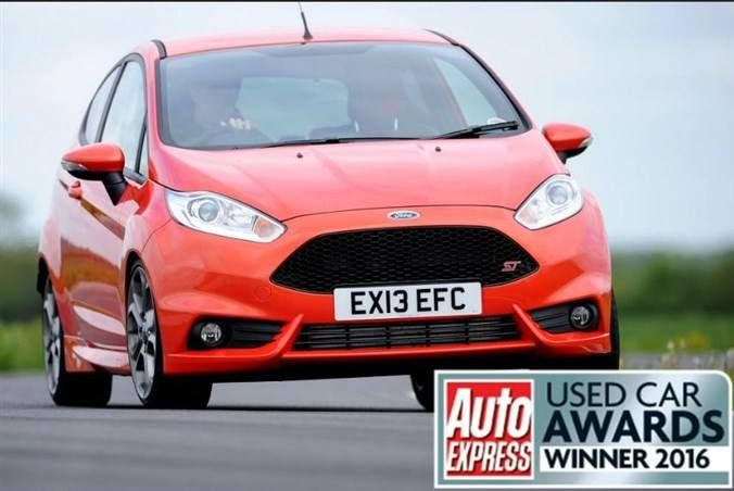 Ford Fiesta St Wins Best Used Performance Car 2016 Jennings Ford