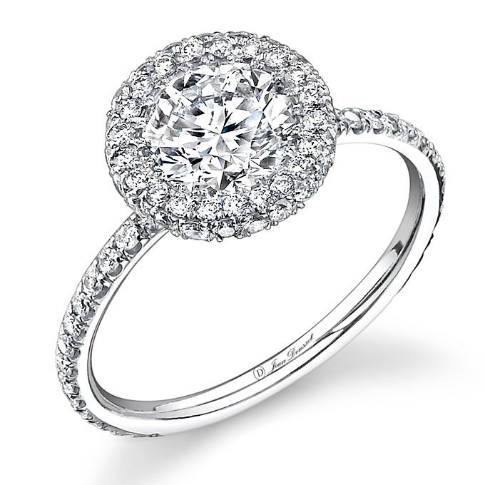 Celebrity Engagement Rings and Wedding Bands Round cut engagement