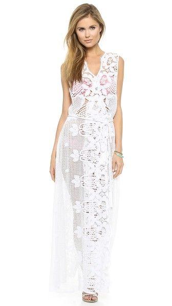 Miguelina Lupita Wrap Dress