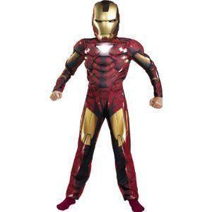 Iron Man 2 Mark Vi Muscle Costume 39 Bonanza Com Better Than Ebay Ironman Costume Iron Man Halloween Costume Avengers Costumes