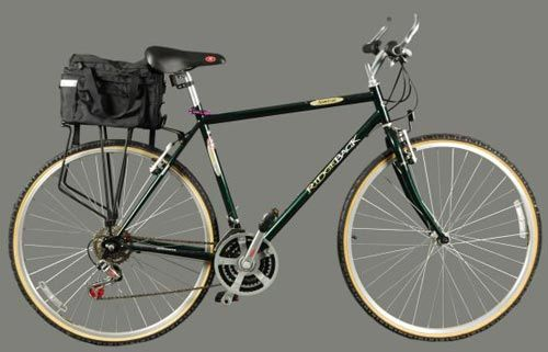 jimmy saville's ridgeback adventure 501 gs mountain bike ...