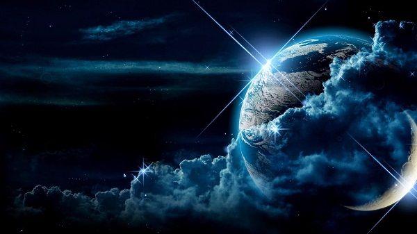 Hình nền desktop 3d Vũ trụ đẹp bí ẩn sẽ đưa bạn đến với