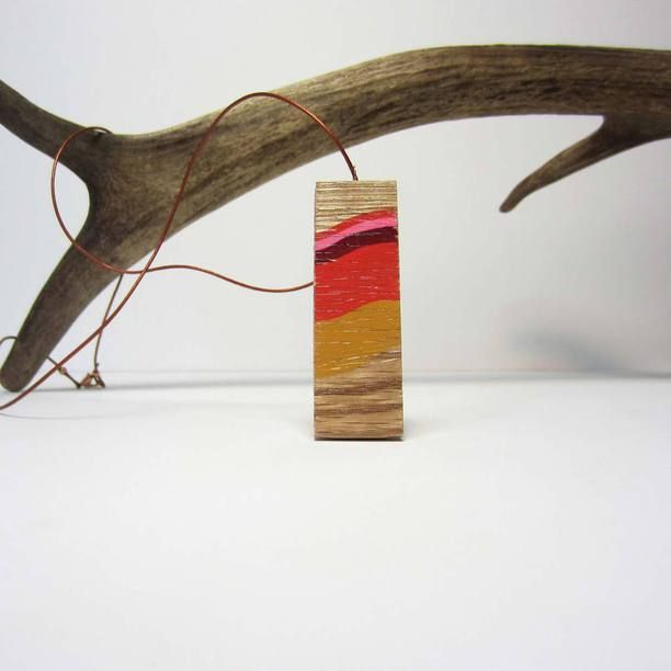 Fire Necklace design inspiration on Fab.