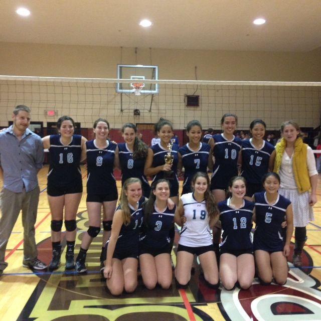 Bcl C Champs Girls Varsity Volleyball Won Vs Waldorf Will Host San Francisco International High School In Ncs Fi International High School Athlete Varsity
