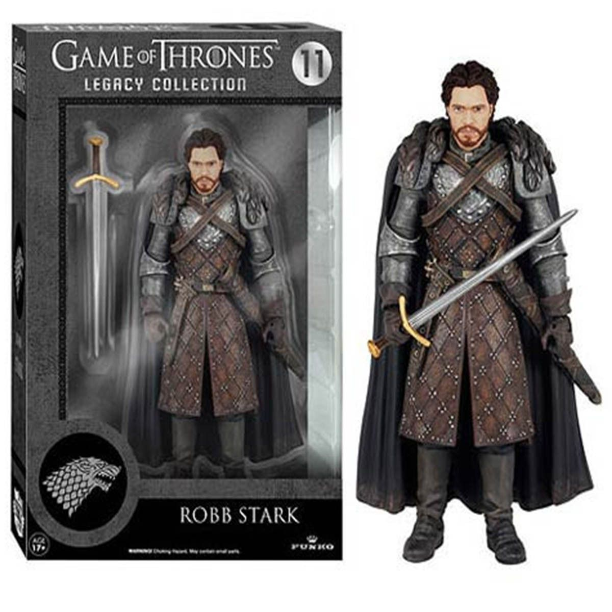 Game Of Thrones Legacy Collection Robb Stark Action Figure