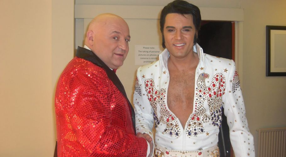 Elvis and Chris