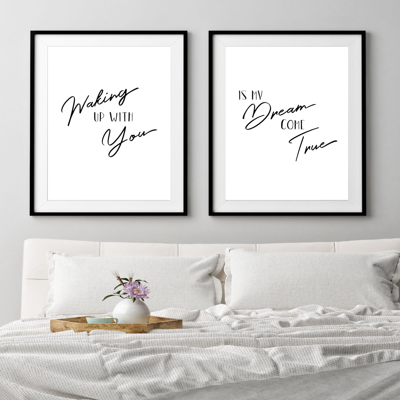 Any Size Couples Bedroom Prints Bedroom Goals Wall Art Couples