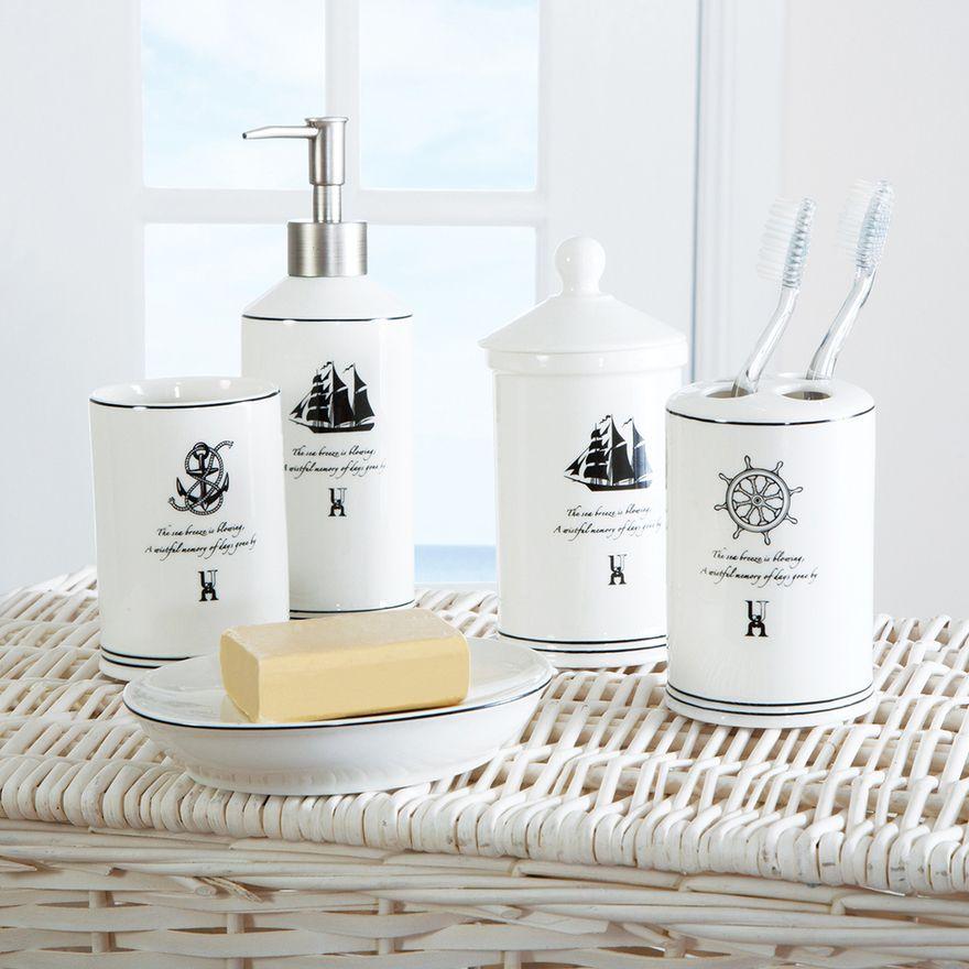Nautical Bathroom Decor – Nautical Bathroom Decor