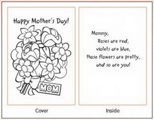 Free Mothers Day Card 300x233 Resize Resize Mothers Day Coloring