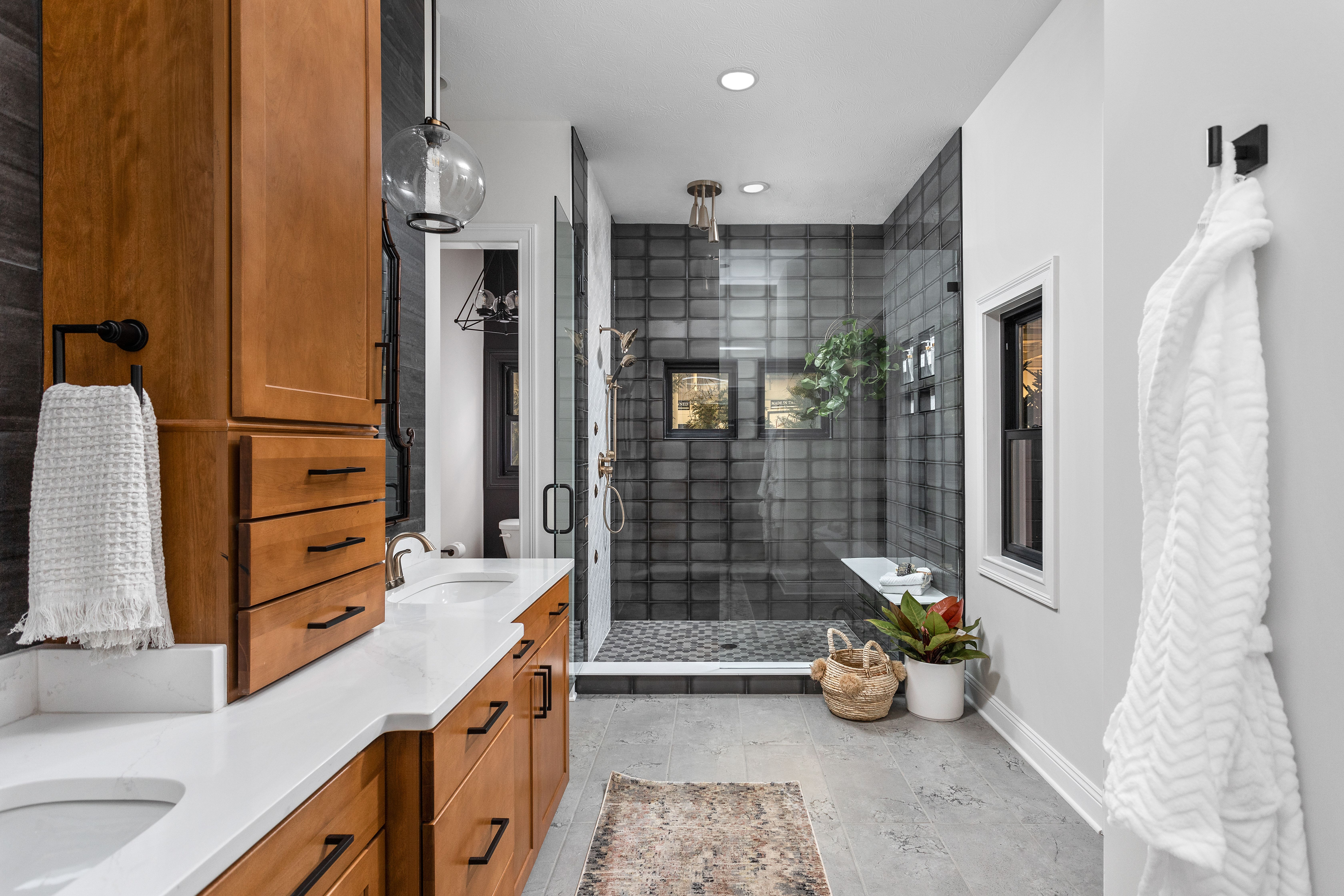 Woodford Floor Plan in 11  Beautiful bathrooms, Modern bathroom