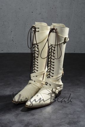 I dream about these boots in my sleep. I don't care if they're men's.