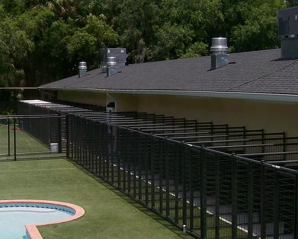 Dog kennel designs our professional grade kennels meet for Breeding kennel designs