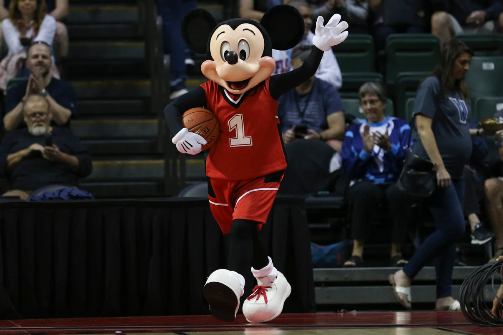 The NBA and Mickey Mouse are moving closer to a July
