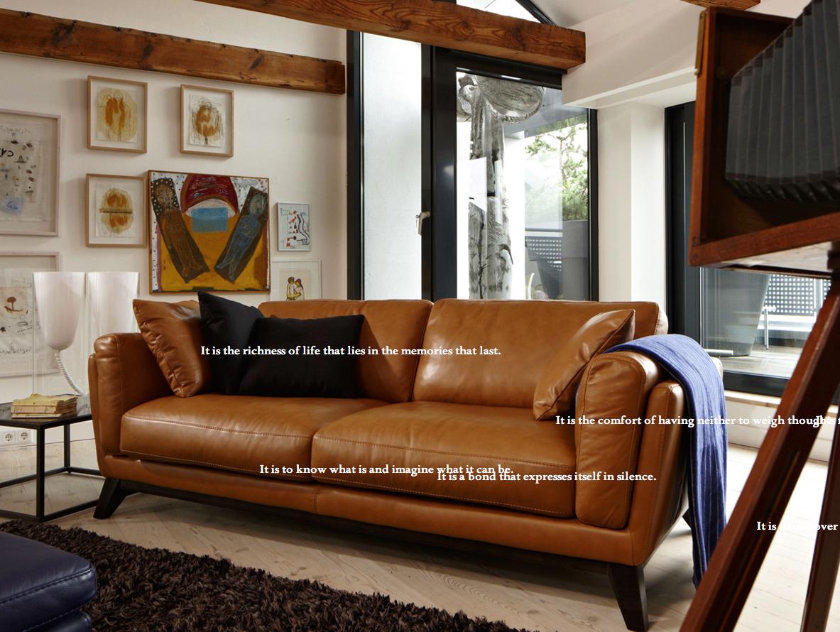 Wonderful Domicil Sofa
