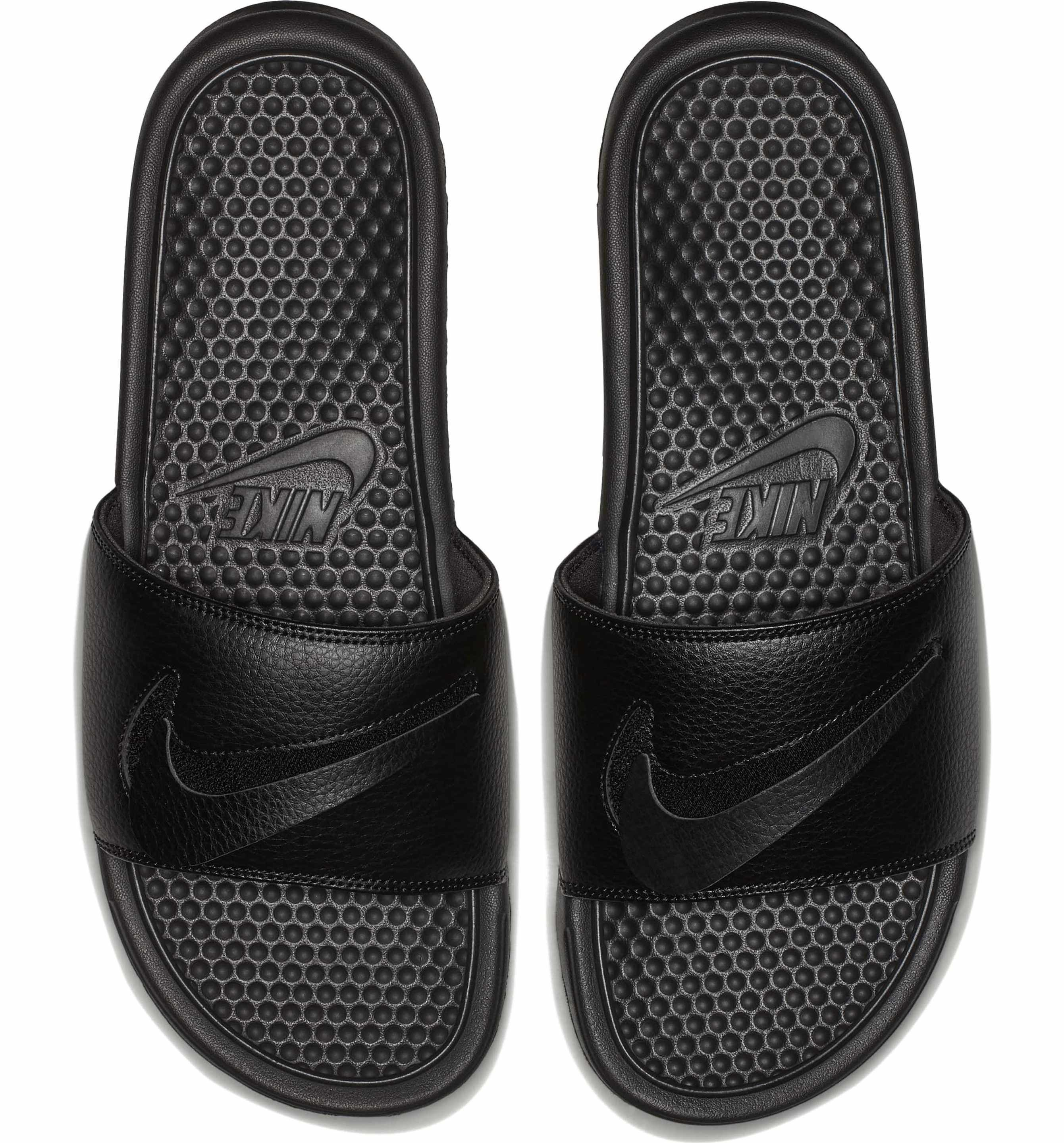 on sale discount picked up Nike Benassi JDI Customizable Slide Sandal (Unisex | Nike benassi ...