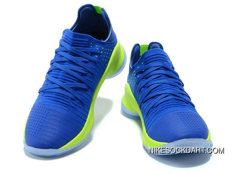 4f212d154c3 Discount Under Armour Curry 4 Low Royal Blue Green