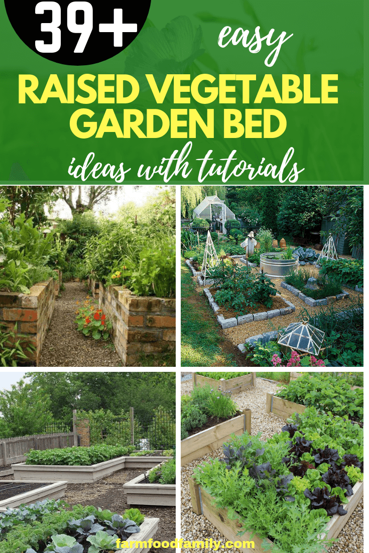 Raised Bed Vegetable Gardens Are Great For Small Areas And 400 x 300