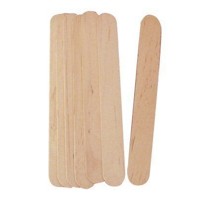 Wax Applicator Sticks Small 100 Pack Best For Waxing Makes