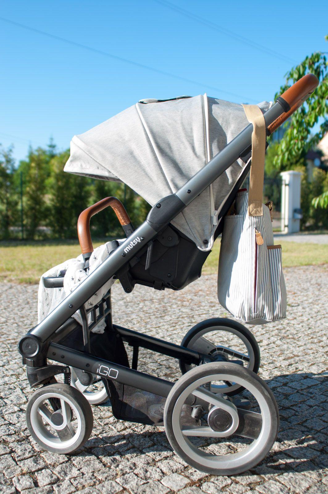 Torba do wózka co do niej włożyć podróżując z maluchem