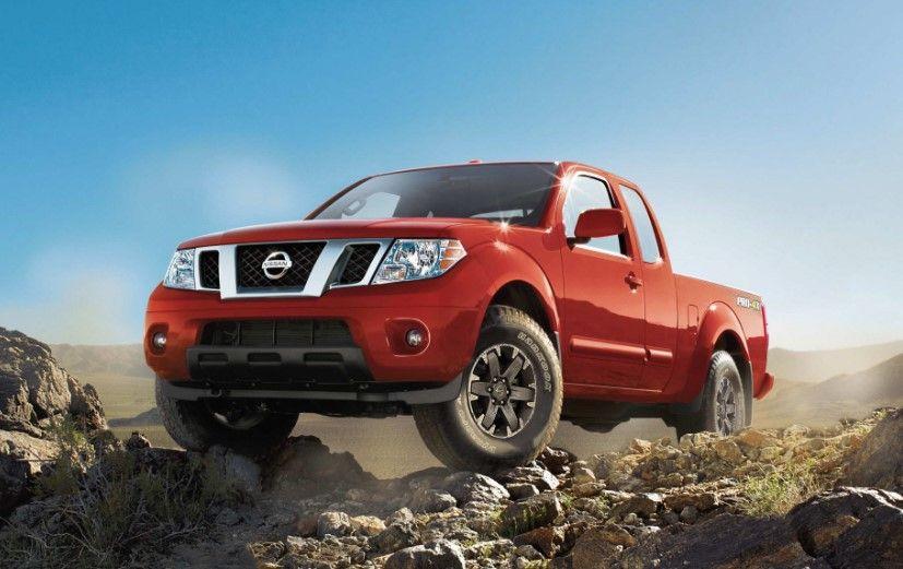 2020 Nissan Frontier Engine Nissan Frontier New Nissan Nissan
